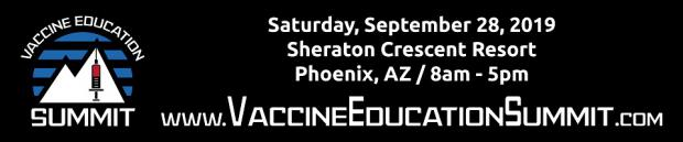 Hotel Reservations @ the Sheraton Crescent Hotel in PHX only $79/night for Vaccine Education Summit!
