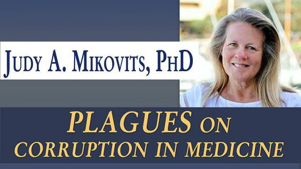 Vaccine Education Summit - 2019 - Speaker: Dr Judy Mikovits, PhD (Molecular Biology; Biochemistry)