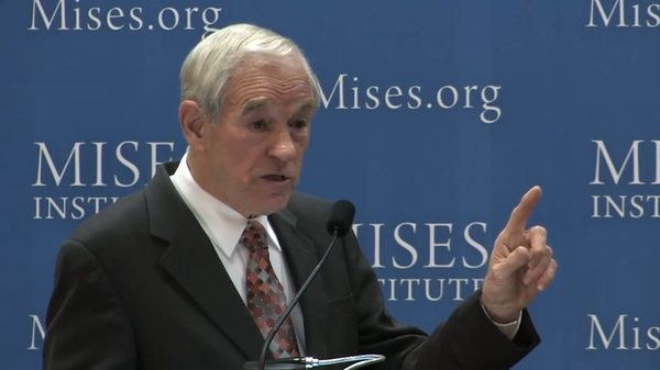 See RON PAUL in Phoenix hosted by the Mises Circle!