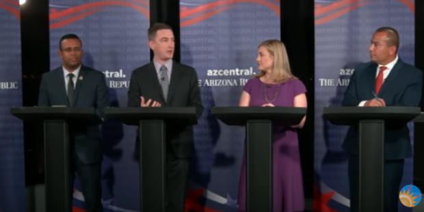 Debates for Phoenix Mayor