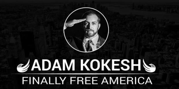 Meet Adam Kokesh, Libertarian Candidate for President 2020