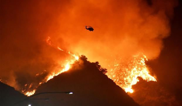 If you seriously want to understand what the fires in California are about. Read this!