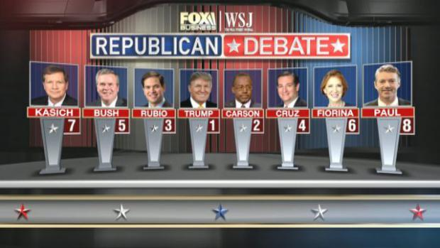 GOP Debate Party @ the Hancock's Tues Nov 10th, 2015 from 6:30 p.m. til??