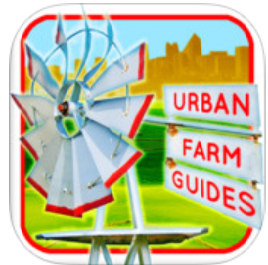 Urban Farm Launches Urban Farm Guides for iPhone and iPad