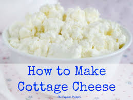 Good How To Make Homemade Cottage Cheese