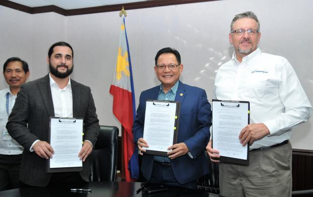 Stepwyze (a blockchain company) partners with Philippine Economic Development Zone