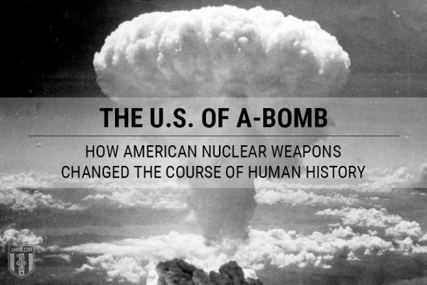 the US A-bomb