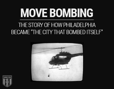MOVE Bombing
