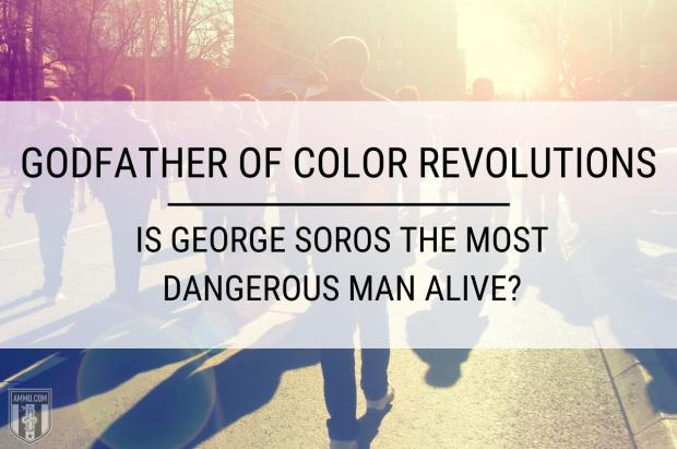 Godfather of Color Revolutions