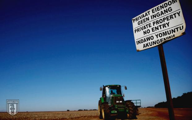 Land Reform and Farm Murders in South Africa: The Untold Story of the Boers and the ANC