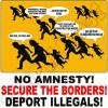 Illegal Immigration, Border Security: No Good Presidential Choices