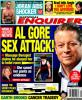 Al Gore: Sex Attack Alleged by Massage Therapist