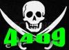 4409 -- AZ license Plate UPC bar code