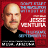 Jesse Ventura's three day visit to the valley helps wakens more and more people to the truth of