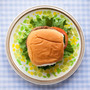What's Inside The 26-Ingredient School Lunch Burger?