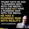 KEITH OBLERMANN VOTED MOST INSANE LIBERAL ON PLANET FOR WHAT HE JUST SAID ABOUT TRUMP ON 'THE VI