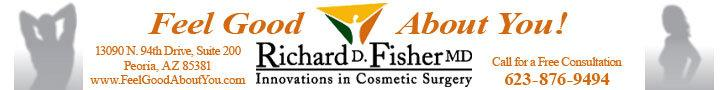 Richard Fisher MD cosmetic surgery feel good about you