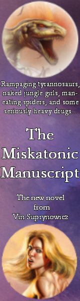 The Miskatonic Manuscript / from the Case Files of Matthew Hunter and Chantal Stevens