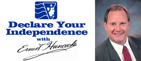 Declare Your Independence with Ernest Hancock - TSA - Gary Franchi - Marc Stevens